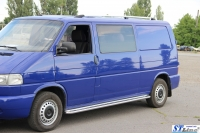 Рейлинги Хром - Volkswagen T4 Transporter