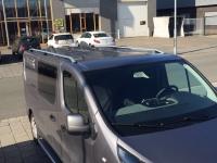 Рейлинги  Skyport - Renault Trafic (2015+)