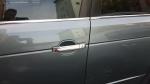 Накладки на ручки (4 шт, нерж) - Range Rover Sport (2005-2013)