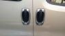 Окантовка дверной ручки (4 шт, нерж) - Citroen Nemo (08.08 +)