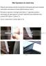 Накладки с нержавейки на колесные арки (4шт.) - Volkswagen GOLF 5 Универсал