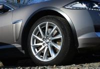Накладки с нержавейки на колесные арки (4шт.) - Jaguar XF (11-15)