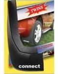 Брызговики (4 шт) - Ford Connect (2006-2009)