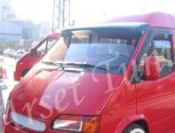 Козырек на лобовое стекло - Ford Transit (1994-2001)