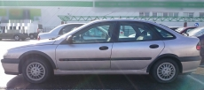 Накладки колесных арок (4шт.пластик) - Renault LAGUNA (1994-2001)