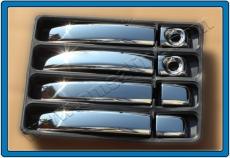 Накладки на ручки (4 шт) - Opel Movano (2010+)