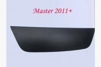 Зимняя решетка (2014+, верхняя) - Renault Master