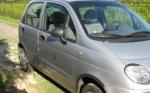 Накладки с нержавейки на колесные арки (4шт.) - Daewoo MATIZ