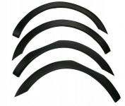Накладки колесных арок (4шт.пластик) - Mazda 3 (2003-2009)