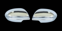 Накладки на зеркала (2 шт) - Mazda 3 (2009-2013)