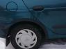 Накладки колесных арок (4шт.пластик) - Renault MEGANE I (1996-2004)