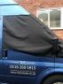 Накидка-чехол на лобовое стекло (зима/лето) - Ford Transit MK7 (2000-2013)