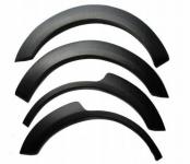 Накладки колесных арок (4шт.пластик) - Ford MONDEO (2000-2007)