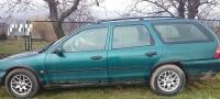 Накладки колесных арок (4шт.пластик) -  Ford MONDEO (1993-1996)