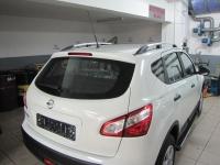 Рейлинги Хром - Nissan Qashqai (2007-2010)