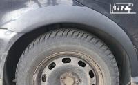 Накладки колесных арок (4шт.пластик) - Skoda OCTAVIA (1996-2010)