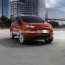 Оригинальные рейлинги - Ford EcoSport (2012+)