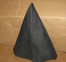 Чехол КПП (кожа) - Peugeot Partner Tepee (2008+)