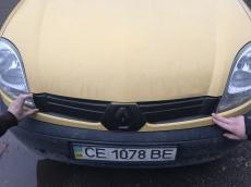Зимняя решетка (2003-2008) - Renault Kangoo