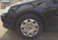 Накладки колесных арок (4шт.пластик) - Volkswagen GOLF 5