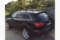 Поперечный багажник (2 шт, алюминий) - Audi Q7 (2005-2014)