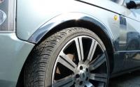 Накладки с нержавейки на колесные арки (6шт.) -  Land Rover  III (2001-2006)