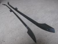 Рейлинги черные (пласт. ножки)-Opel Combo (2002-2012)
