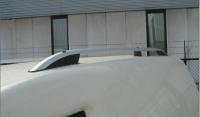 """Рейлинги """"Skyport""""  (серый мат) - Opel Combo (2012+)"""