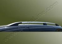 Хромированые рейлинги - Citroen Berlingo (1996-2008)