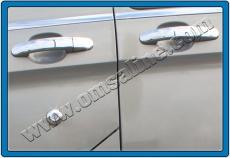 Накладки на ручки (нерж.) - Ford Custom (2013+)
