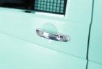 Накладки на ручки (нержавейка) - Volkswagen Caddy (2015+)