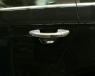 Накладки на ручки (4 шт, нерж) - Volkswagen Passat B6 (2006+)