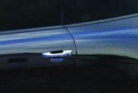 Накладки на ручки (2 шт, нерж) - Volkswagen Scirocco