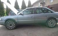 Накладки колесных арок (4шт.пластик) - Audi A6 C4 (1994-1997)