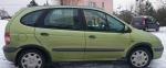Накладки колесных арок (4шт.пластик) - Renault SCENIC (1996-2003)