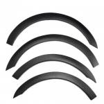 Накладки колесных арок (4шт.пластик) - Volkswagen GOLF 6 (3/5 HB)