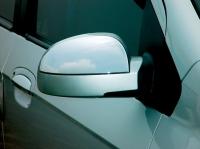 Накладки на верхушку зеркала (2 шт, пласт) - Hyundai Getz