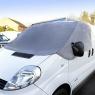Накидка-чехол на лобовое стекло (зима/лето) - Renault Trafic (2001-2014)