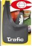 Брызговики (4 шт, резина) - Renault Trafic (2001-2014)