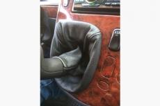 Чехол на рычаг КПП (кожа) - Mercedes Vito W638