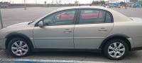 Накладки колесных арок (4шт.пластик) - Opel VECTRA C (2004+)