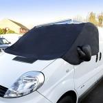 Накидка-чехол на лобовое стекло (зима/лето) - Opel Vivaro (2001-2014)