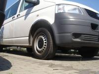Накладки с нержавейки на колесные арки (6шт.) - Volkswagen T6 (2015+)
