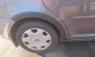 Накладки колесных арок (4шт.пластик) - Volkswagen TOURAN (2003-2010)