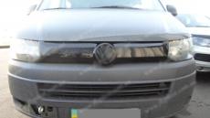 Зимняя накладка на верхнюю решетку - Volkswagen T5 рестайлинг (2010-2015)