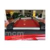 Поперечный багажник на интегрированые рейлинги (с ключем) - X6 F-16 (2014+)