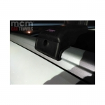 Поперечный багажник на интегрированые рейлинги (с ключем) - X3 E-83 (2003-2010)