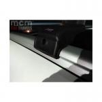 Поперечный багажник на интегрированые рейлинги (с ключем) - X5 E-70 (2007-2013)