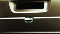 Накладка на заднюю ручку (нерж.) - Mercedes Vito W639
