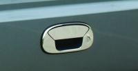 Накладка на ручку багажника (нерж.) - Doblo II (2005+)